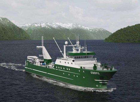 Рыбаки придут на Морской салон за проектами траулеров?
