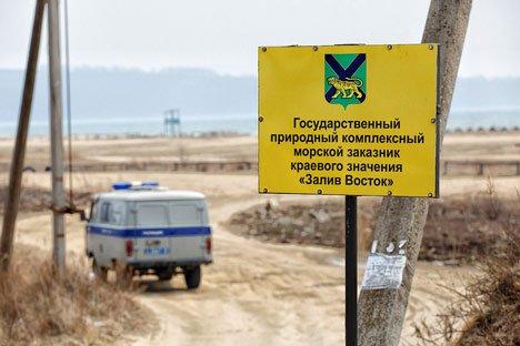 Жители побережья оказались вне закона