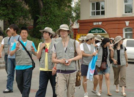 Лето во Владивостоке без языкового барьера