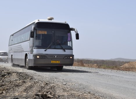 Автобусные маршруты открыты туристам Приморья