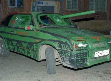 Автомобили граждан снова придется приписывать к военкомату