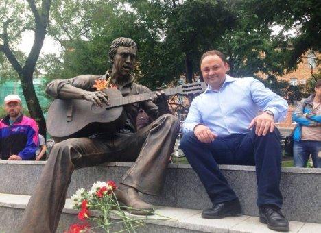 Игорь Пушкарёв вспомнил Владимира Высоцкого