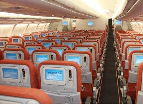 В продаже вновь появятся дешевые авиабилеты в Москву