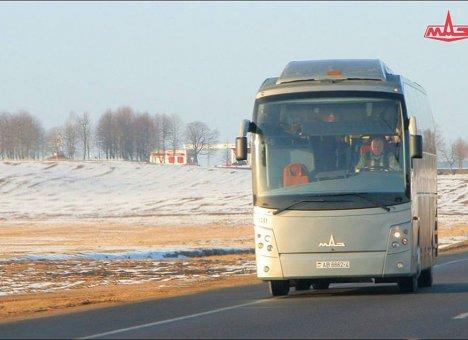 Приморцев пересадят на белорусские автобусы