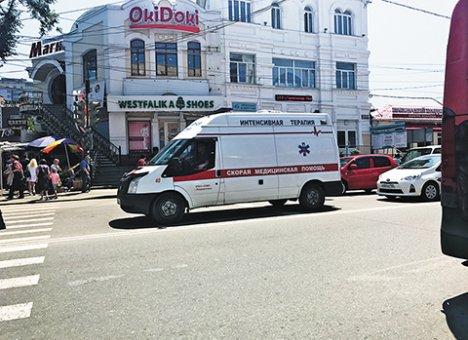 Автопарк скорой помощи пополняется ускоренными темпами