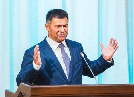 Андрей Тарасенко вновь пришел в избирком