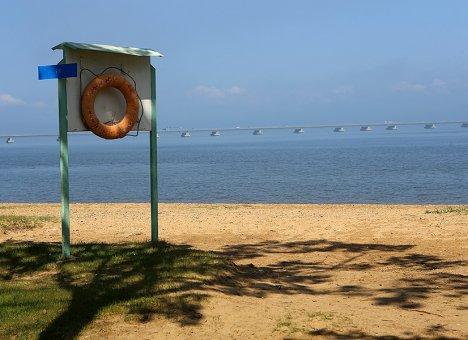 Во Владивостоке усилен контролю за содержанием пляжей
