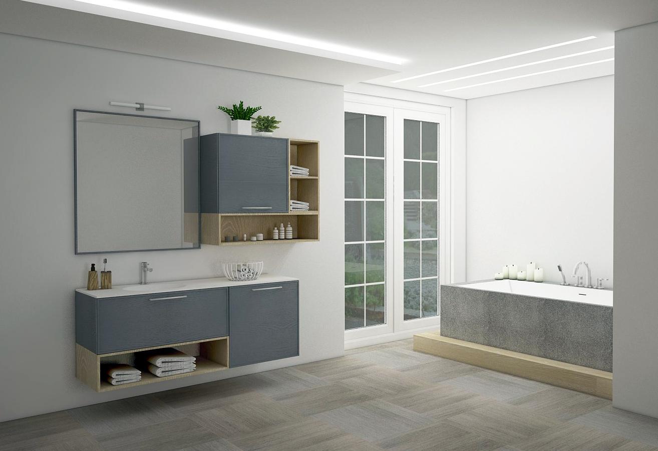 Стильная и качественная мебель для ванной