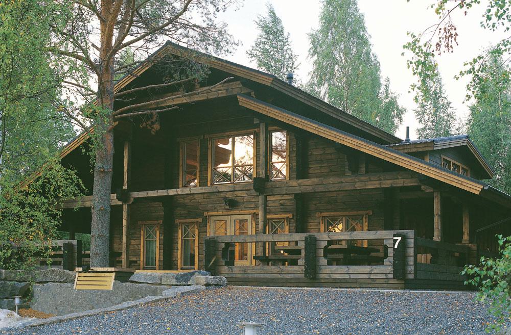 Финская технология возведения домов