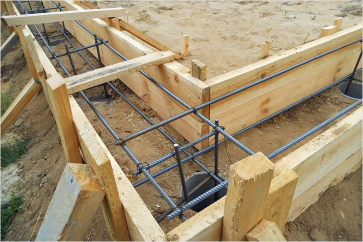 Аренда опалубки и других опорно-строительных материалов