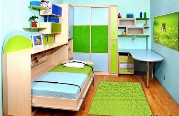 Купить шкаф-кровать в детскую