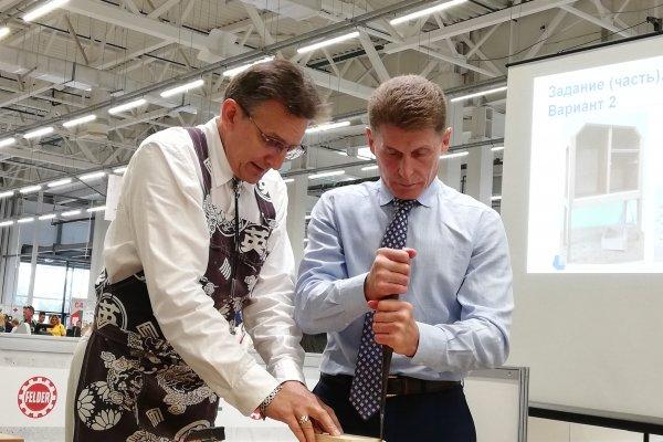 На Сахалине откроется Центр опережающей подготовки