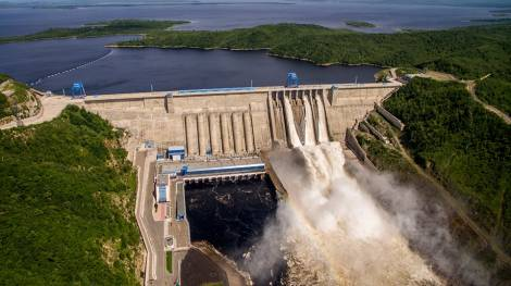 Бурейская и Зейская ГЭС продолжают сдерживать паводок на Дальнем Востоке