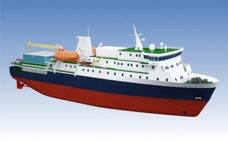 Новые суда для морского сообщения между Сахалином и Курилами построят в Санкт-Петербурге