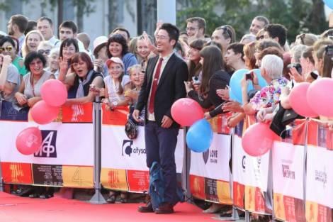 На VIII Сахалинском международном кинофестивале