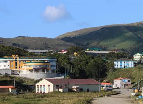 Итуруп, Кунашир и Шикотан вливаются в единую сеть электросвязи России