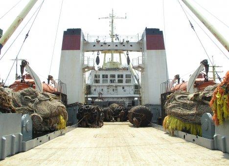 Рыбная отрасль добавила налогов