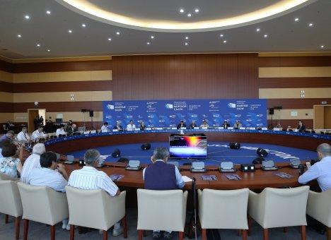 Достижения и перспективы развития российских морских технологий обсудили во Владивостоке