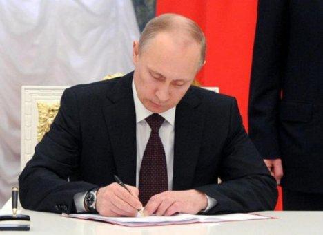 Президент Владимир Путин подписал закон о повышении НДС до 20%