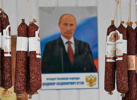 Колбаса начала стремительно дорожать