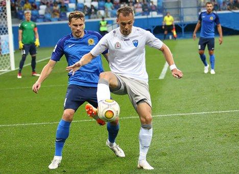 Приморские футболисты ушли непобежденными со стадиона чемпионата мира