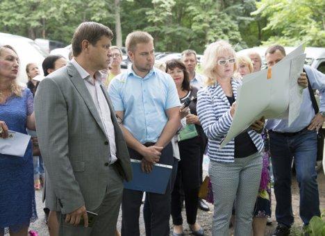Глава Владивостока отменил несколько решений о строительстве многоквартирных домов