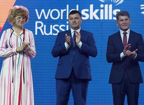 На Сахалине стартовал финал Национального чемпионата
