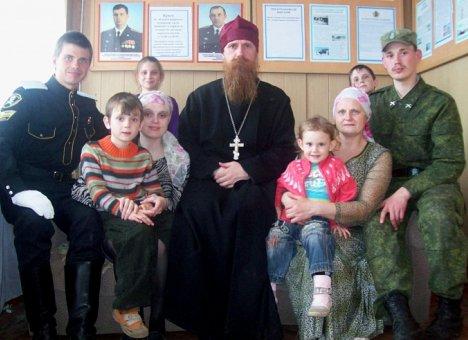 Многодетная семья из Приморья вошла в финал всероссийского конкурса
