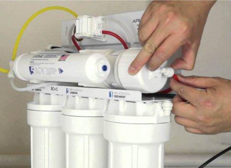 Фильтры МВС КЕМА ФСТ отлично справятся с механической очисткой воды