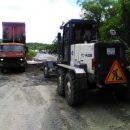 Начались восстановительные работы на участке трассы Артем-Находка