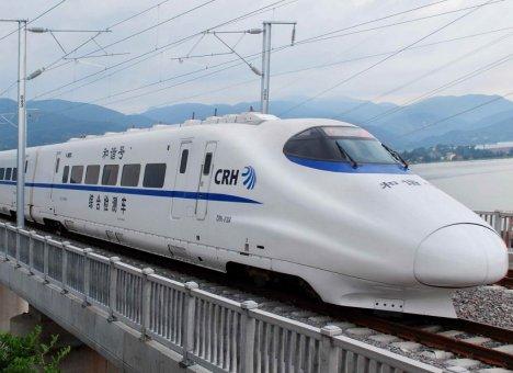 Китай готов построить скоростную железную дорогу из Суйфэньхэ во Владивосток