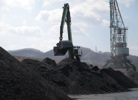 Юг Приморского края завалят углем