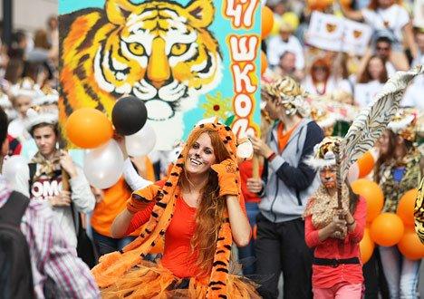Тигры захватят Владивосток на два дня