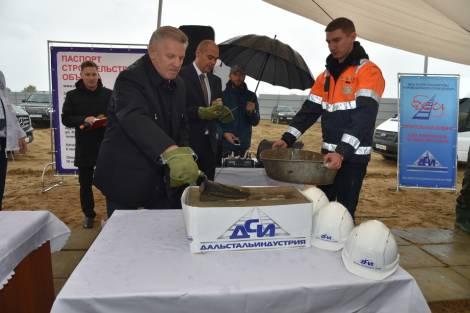 Бизнесмены из Комсомольска-на-Амуре вложат в новый завод более 350 млн рублей