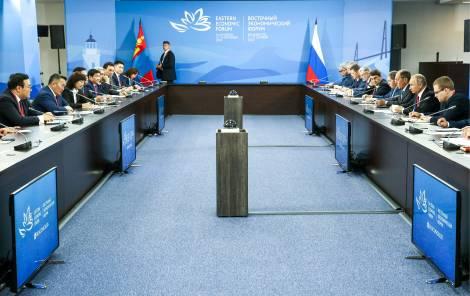 В столице Приморья откроется торгпредство Монголии