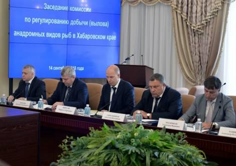 Губернатор Хабаровского края отправил в отставку главного рыбака