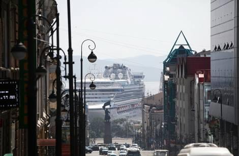 Лайнер Costa Fortuna впервые зайдет во Владивосток
