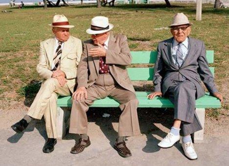 Столичный пенсионер богаче приморского в среднем на треть