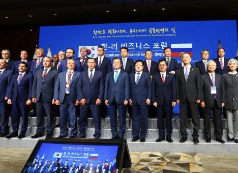 Российские и корейские бизнесмены будут наводить девять мостов