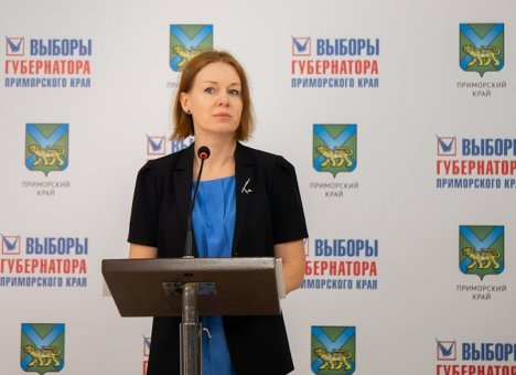 Андрей Тарасенко лидирует на выборах Губернатора Приморского края