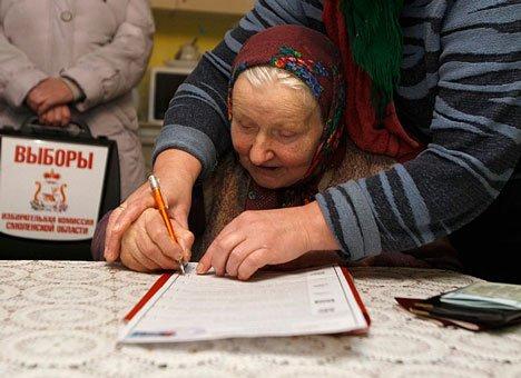 Информацию о подвозах и подкупе избирателей во Владивостоке сообщали сами жители