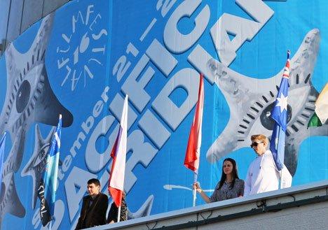 Более 5000 жителей и гостей Владивостока провели выходные в кино