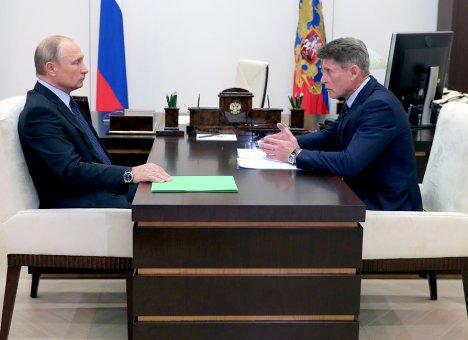 Путин нашел нового главу Приморья