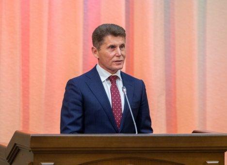 Врио губернатора: Через выборы в Приморье я уже проходил