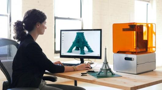 3D печать и сканирование на профессиональном оборудовании
