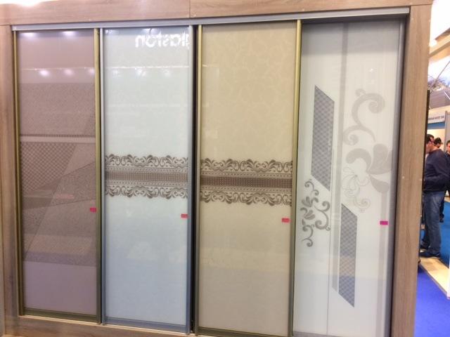 Красивое стекло для мебели с гарантией