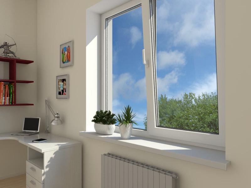 Металлопластиковые окна превосходного качества от производителя