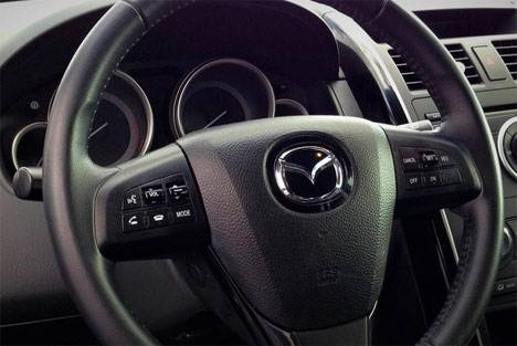 Российский дилер Mazda отзывает более 20 тысяч автомобилей