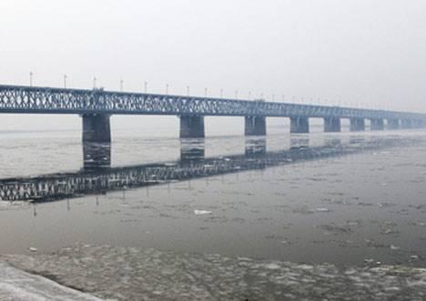 Китай завершил строительство своей части первого железнодорожного моста через Амур