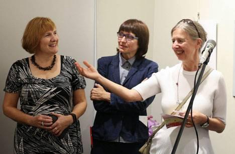 Во Владивостоке люди мира встречаются в Артэтаже